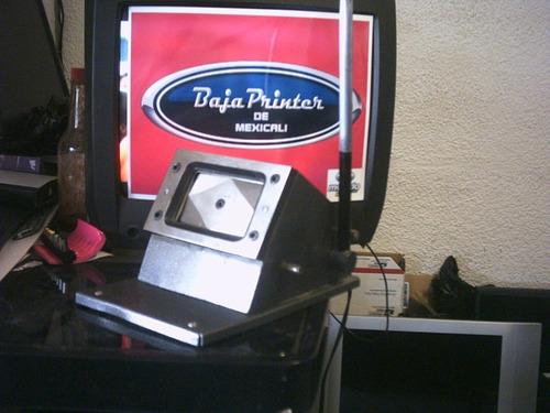 cortador de credenciales pvc