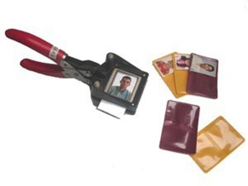 cortador de fotos 3x4 tipo alicate profissional