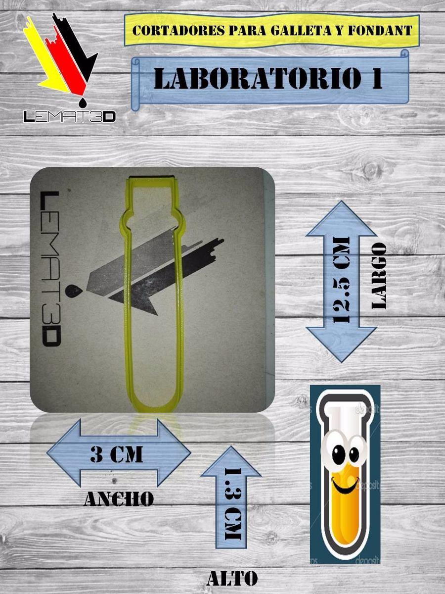 Cortador De Galletas Y Fondant - Laboratorio 1