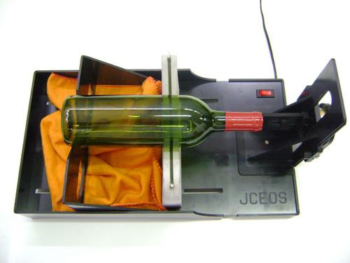 cortador de garrafas de vidro corta fácil jceos - motorizado