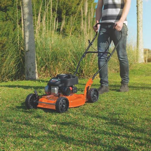 cortador de grama 4,0 hp à gasolina cc45m tramontina