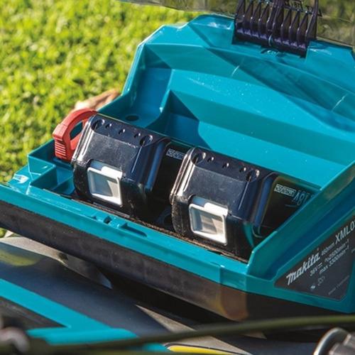 cortador de grama 460mm a bateria - dlm460pt2 makita