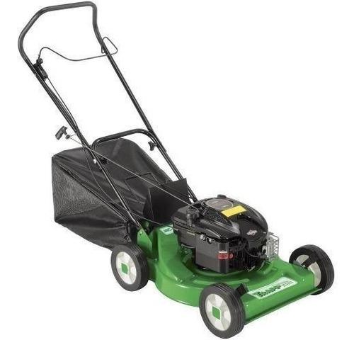 cortador de grama a gasolina 6hp c/ recolhedor trapp rm650g
