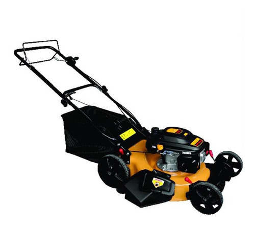 cortador de grama a gasolina bfgt 53slr 6,5 cv largura de co