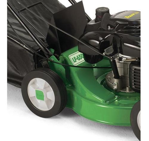 cortador de grama á gasolina trapp lf650g, 6,5 hp