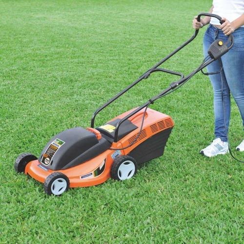cortador de grama com recolhedor ce35p 1300w tramontina