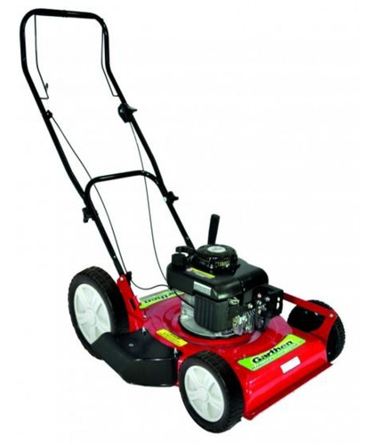cortador de grama à gasolina 3,5 hp pro3500s garthen