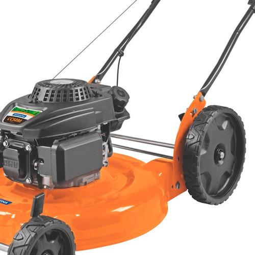cortador de grama à gasolina 6hp corte de 50 cm s/recolhedor