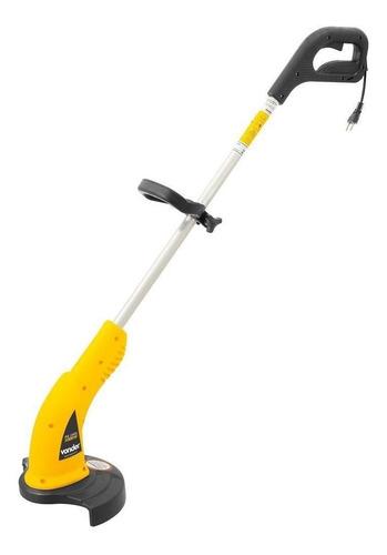 cortador de grama roçadeira jardim elétrica 1000w 220 vonder