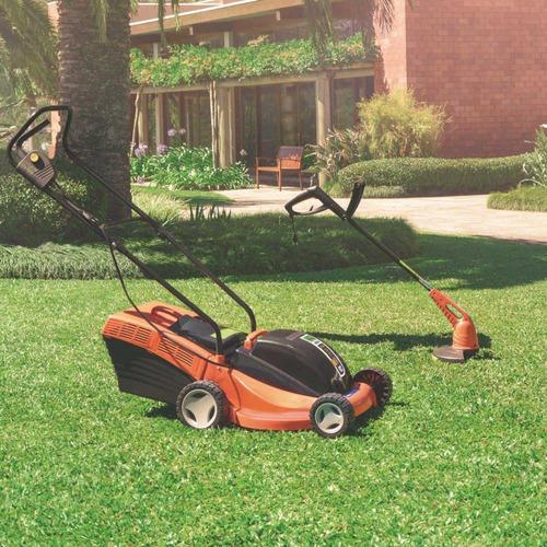cortador de grama tramontina ce35p 79661151 com recolhedor