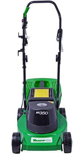 cortador de grama trapp wm-350nr 1050w com recolhedor