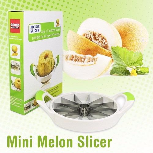 cortador de melancia e melão mini