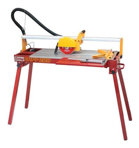 cortador de piso cortag zapp 200 220 volts