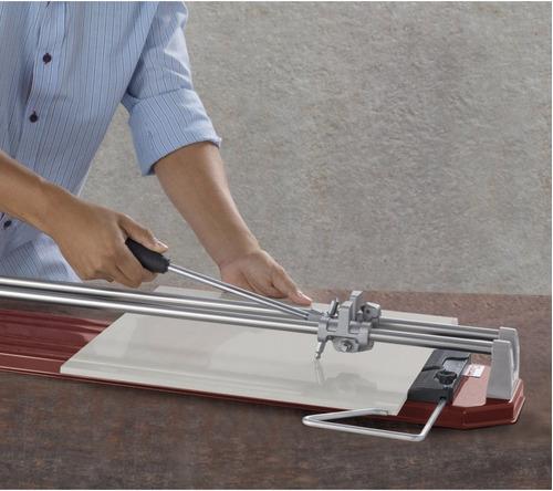 cortador de pisos cerâmicas  tec-90 cortag +kit segurança