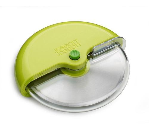 cortador de pizza scoot v2 verde joseph joseph joseph joseph