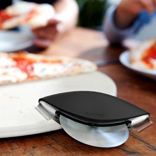 cortador de pizza slice de quirky