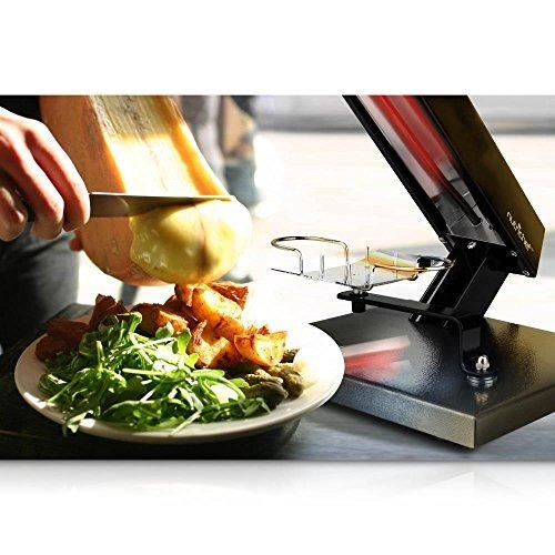 Cortador de queso raclette calentador de queso el ctrico 3 en mercado libre - Cortador de queso ...
