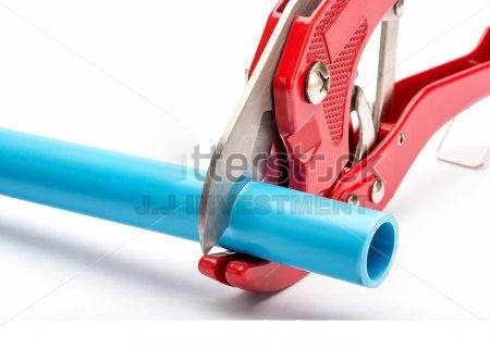 cortador de tubos corta tubos pvc hasta 1-5/8(42mm)