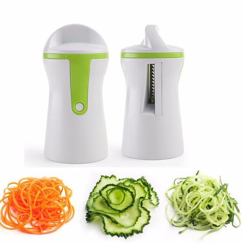 cortador de vegetal legumes em espiral spiral slicer