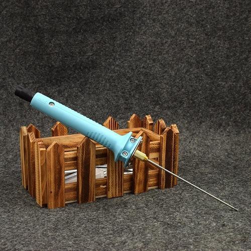 cortador espuma plumavit poliestireno 10 cm cera profesional