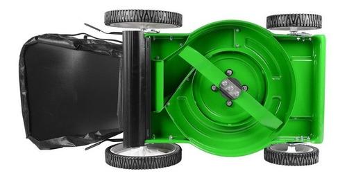 cortador grama 2cv 2500w roda alta recolhedor rm-80e trapp