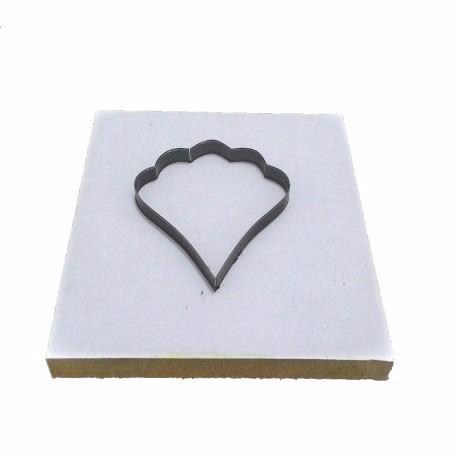 cortador hibisco ideal para cortar eva e massas