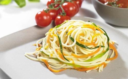 cortador hilador spirali lurch vegan verdura fruta espiral
