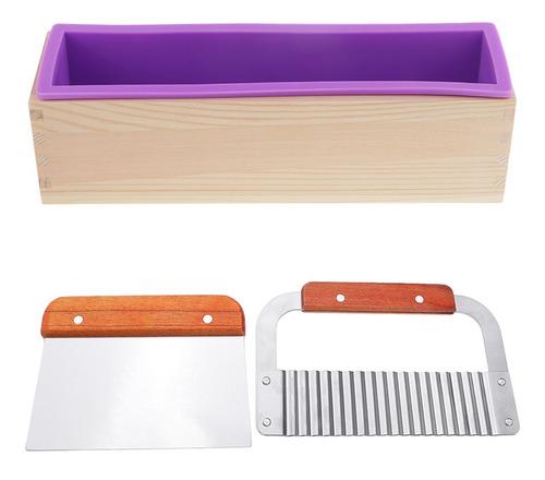 cortador + molde para diy brioclaje hacer jabón hielo