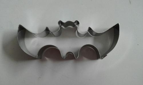 cortador morcego pequeno ideal para decoração de biscoitos