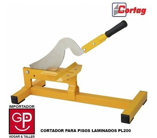 cortador para pisos laminados cortag g p