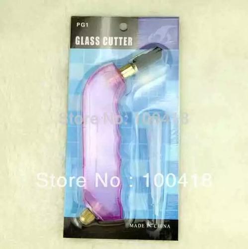 cortador para vidrio y cristal profesional autolubricante