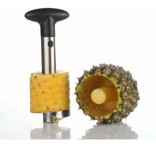 cortador pelador de piña acero inoxidable super z outlet