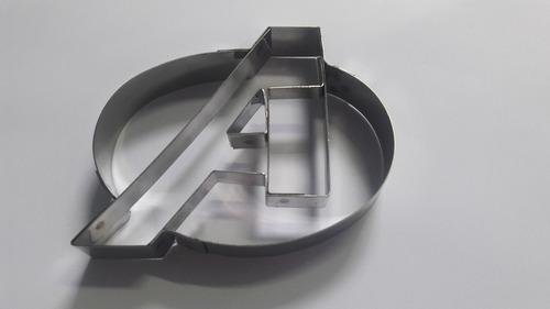 cortador simbolo os vingadores