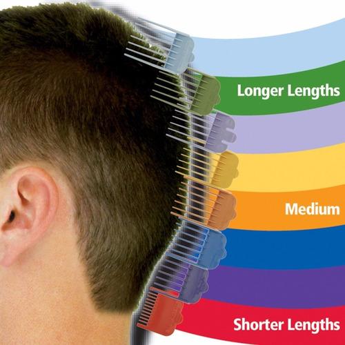 cortador wahl profesional maquina color peluqueria 20 piezas