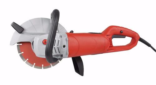 cortadora amoladora multiuso p/discos de 9 uso profesional