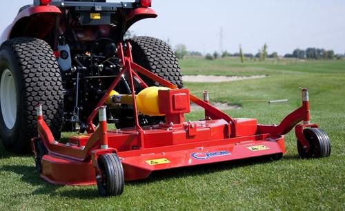 cortadora césped caroni de 1,80 m ancho de corte, p/tractor
