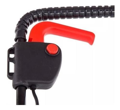 cortadora cesped electrica petri max 1/2hp s/bolsa 3003002