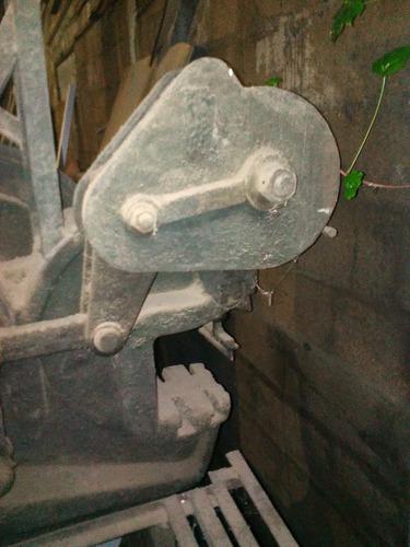 cortadora cizalla matricera ideal herrerias  sin motor