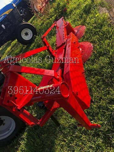 cortadora de alfalfa