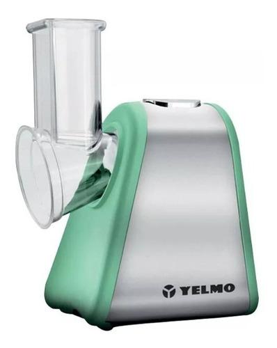 cortadora de alimentos yelmo gr-3600 rallador accesorios pc