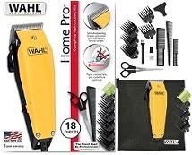 cortadora de cabello 18 pzs home pro 9243-6308 wahl