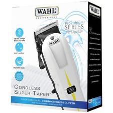 cortadora de cabello prof inal super taper 8591-008 wahl