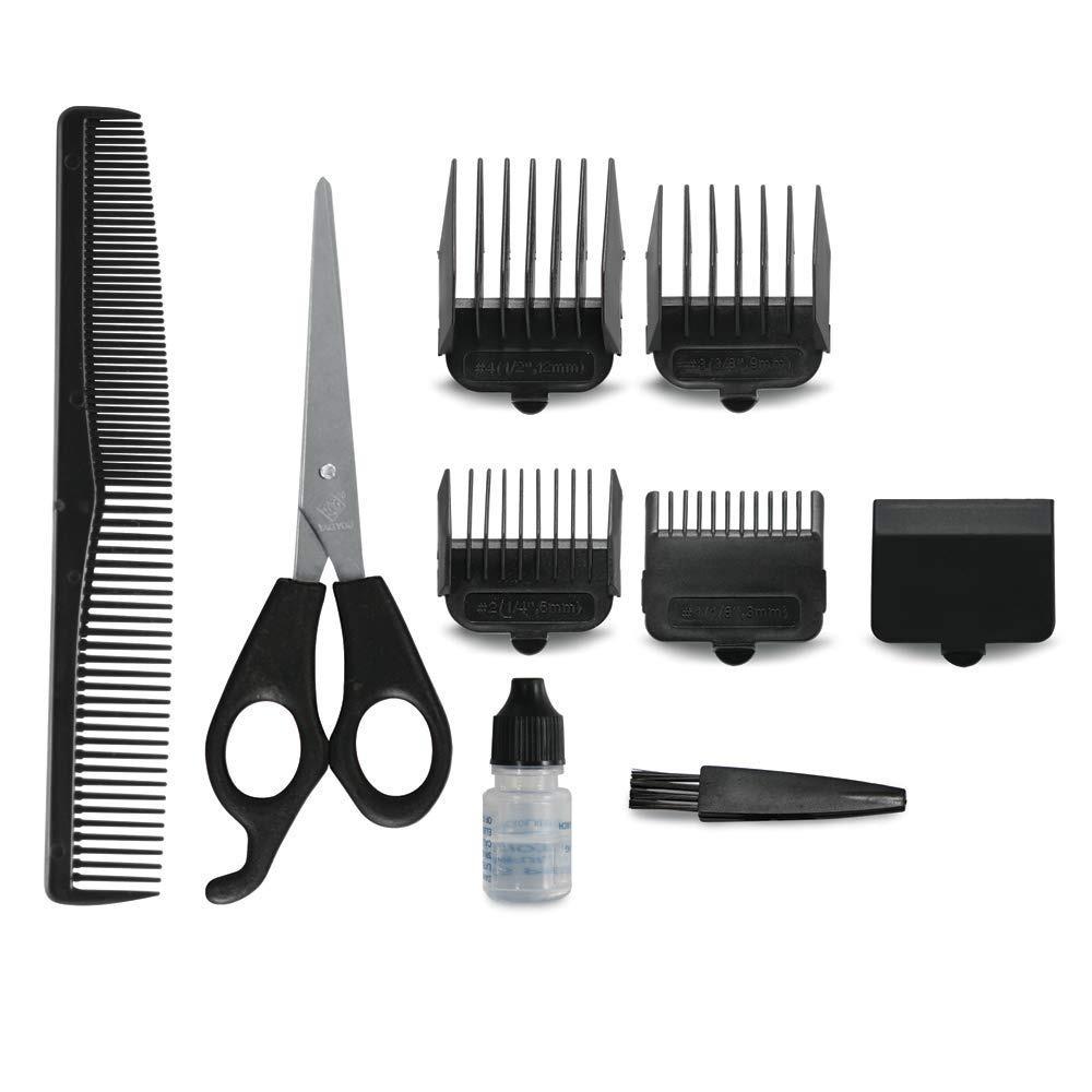 Cortadora De Cabello Taurus Hair Pro C 9 Accesorios -   285.00 en ... 5d00f8d01287
