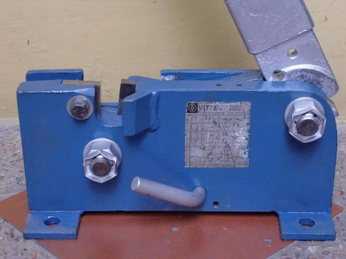 cortadora de cabilla marca vitte alemana