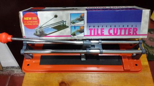 cortadora de ceramica union tools 12 pulgadas nueva