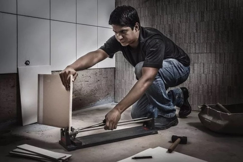 cortadora de ceramico porcelanato skil 50cm + rodel repuesto
