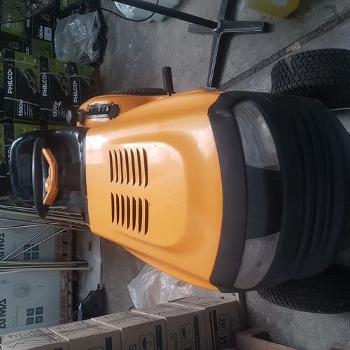 cortadora de cesped pasto usada no funciona poula sin motor