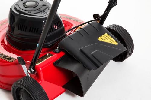 cortadora de cesped petri 1 hp 2 en 1,  5 alturas 3005033