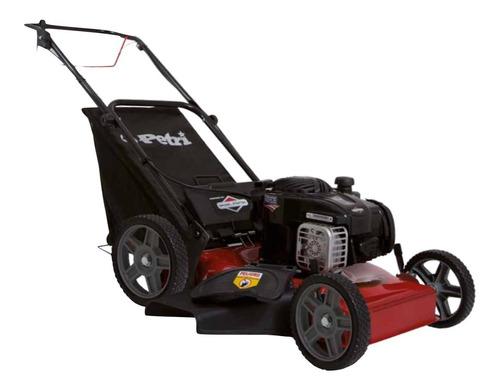 cortadora de cesped petri 4.5 hp 3 en 1 briggs & stratton