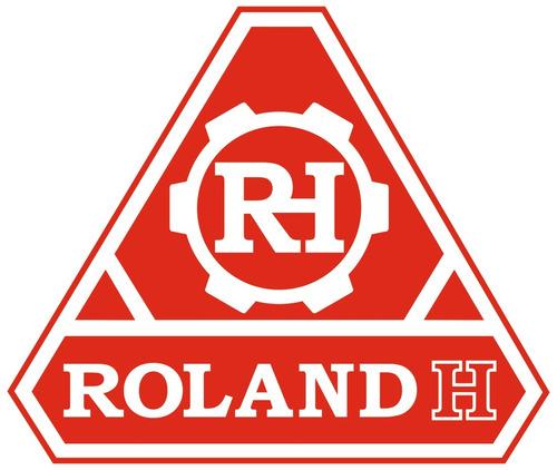 cortadora de cesped roland h001 pro minitractor